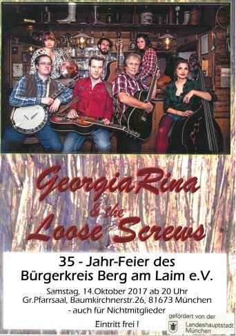 Bürgerkreis Konzert