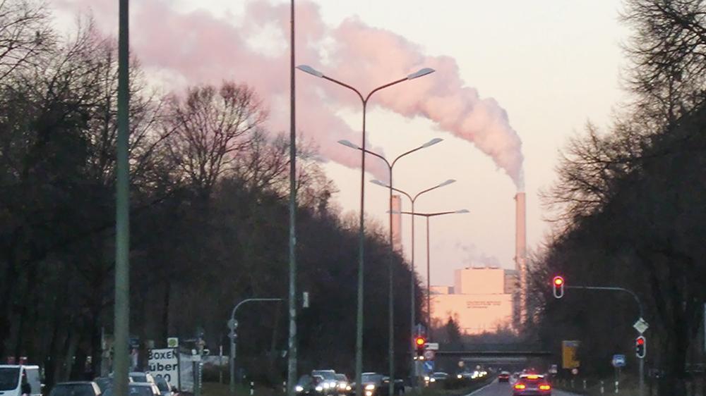 Heizkraftwerk München Nord