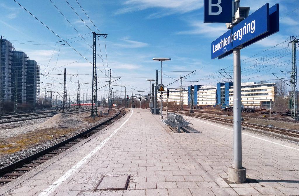 Bahnhof Leuchtenbergring