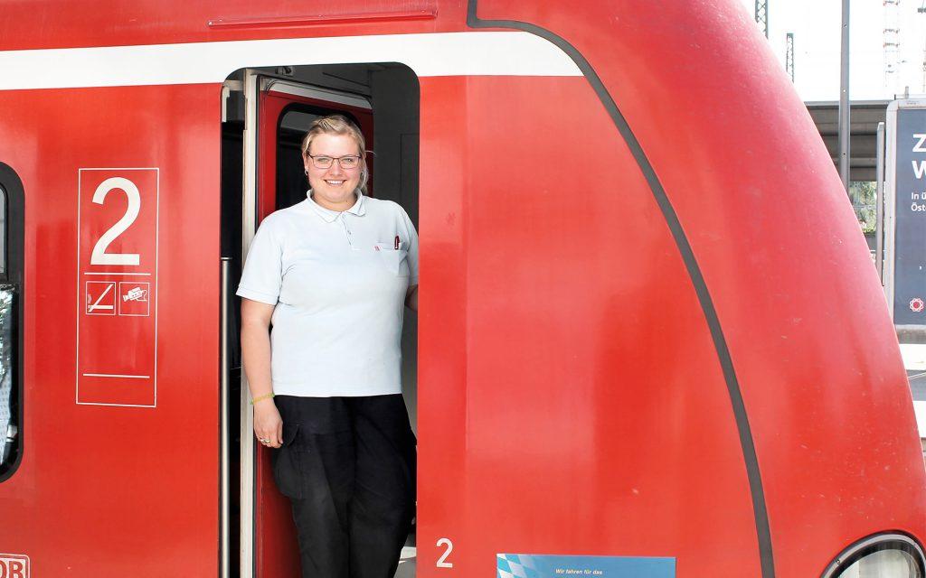 Franziska Lederer S-Bahn