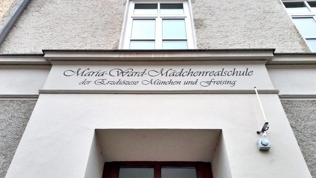 Maria-Ward-Mädchenrealschule