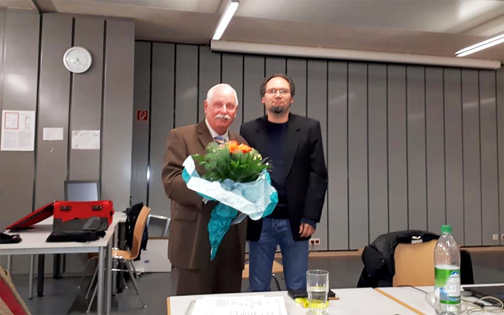 Abschied von Anton Spitlbauer sen.