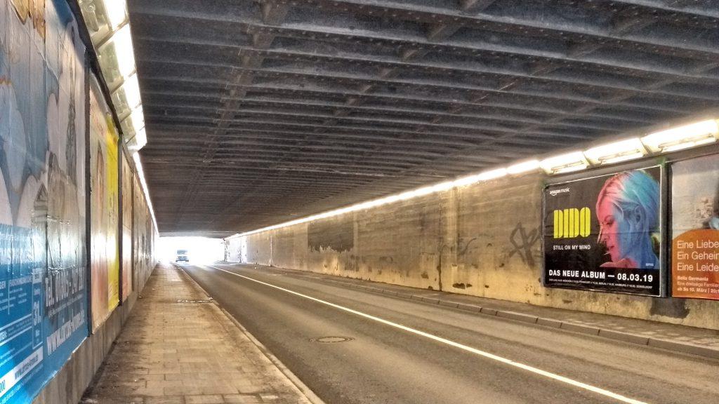 Tunnel Truderinger Straße