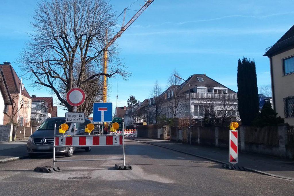 Sperrung Sonnwendjochstraße