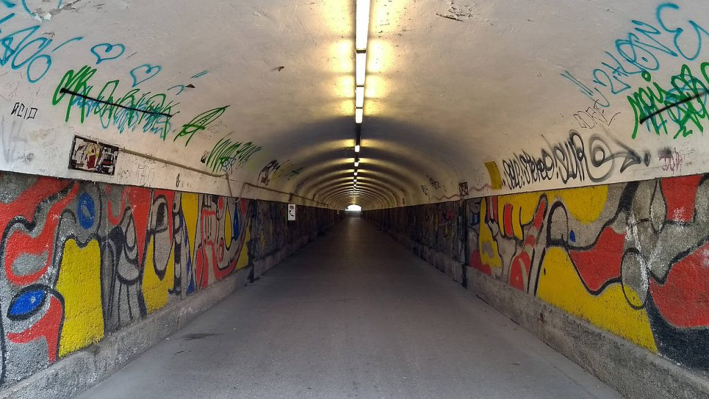 Tunnel am Ostbahnhof