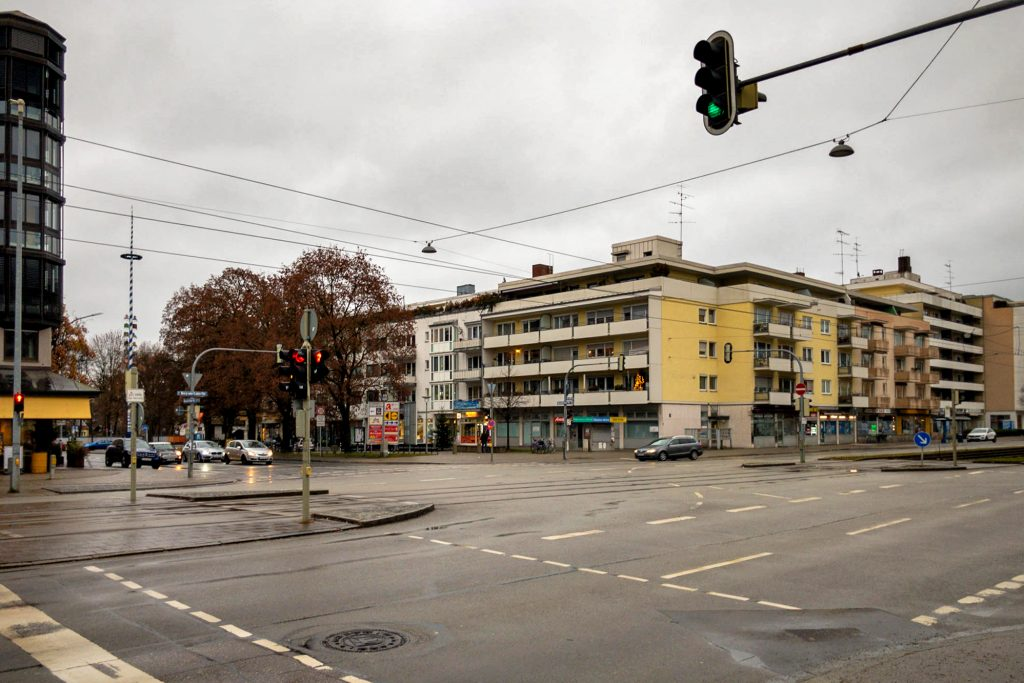 Kreuzung Berg-am-Laim-Straße