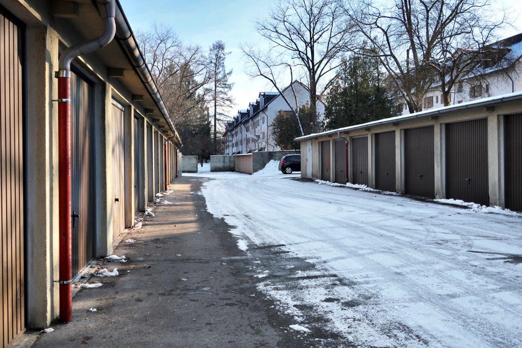 Garagenhof Hansjakobstraße